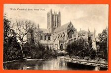 1813101  Postcard  WELLS  Somerset