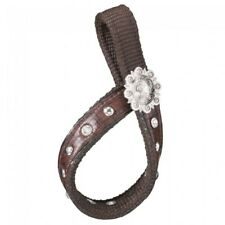 TIE DOWN HOBBLE BROWN JTI 53-1616  HORSE TACK EQUINE NEW