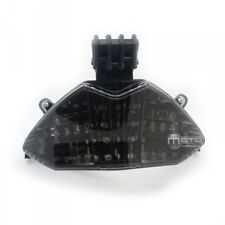 Feu LED Fumé avec clignotants intégrés pour Suzuki Bandit GSF 650 1200 1250