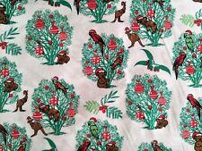 Brand New Christmas Animal Fabric