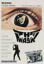 The Mask DVD, 2015, 3D