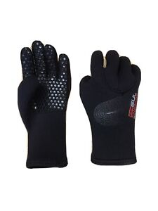Kids Gul Neoprene Gloves