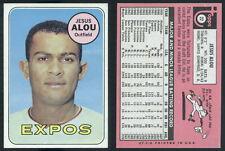 (38661) 1969 Topps 22 Jesus Alou Expos-EM