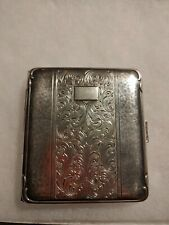 Vintage cigarette case art deco