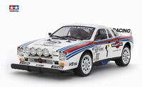 Tamiya 1:10 RC Lancia 037 Rally TA-02SW 58654