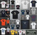 BNWT Abercrombie & Fitch by Hollister Tee T-Shirt A&F Short Sleeve S M L XL XXL
