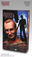Sideshow Nightmare Robert Englund Freddy Krueger VS. Jason 12 Inch Action Figure