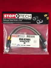 STOPTECH STAINLESS STEEL FRONT BRAKE LINE 93-02 CHEVY CAMARO  950.62001