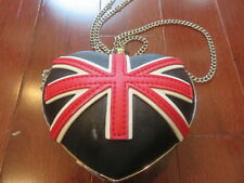 BUTLER AND WILSON  British Flag  PURSE  EVENING BAG