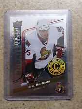 09-10 Collectors Choice Reserve Prime #279 Rookie RC ERIK KARLSSON