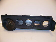1970 PLYMOUTH BARRACUDA INSTRUMENT CLUSTER OEM PARTS 71 72 73 74 CHALLENGER