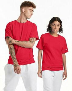 Champion Mens Classic Jersey Tee T-Shirt Athletic Fit Ringspun Short Sleeve 0223