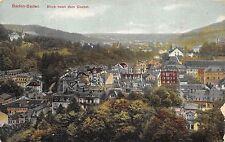 BR42060 Baden Baden Blick naoh dem oostal germany