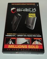 INVISIBLE SHIELD Xtreme Scratch Proof Transp. Film 4 TMOBILE G1/SPRINT HTC TOUCH