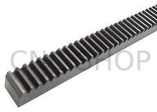 2m length MOD 2.0 STEEL RACK CNC MACHINE ROUTER MILL PLASMA PINION DIY KIT