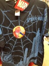 Spiderman Tee Shirt Boys S 6/7 Nwt