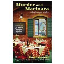 Murder and Marinara: An Italian Kitchen Mystery