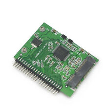 "5pcs mSATA Mini PCI-E SSD To 2.5 inch (2.5"") 44 Pin IDE Converter Adapter 5V"
