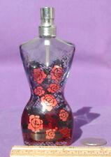 Jean Paul Gaultier CLASSIQUE Black Lace & Pink Rose Dress 50 ml/1.6 oz. 1/3 full