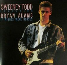Sweeney Todd/Bryan Adams(CD Album)If Wishes Were Horses-Receiver-RRCD154-New