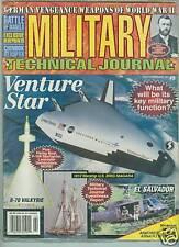 Military Technical Journal #9 Magazine February 1997 SEALED