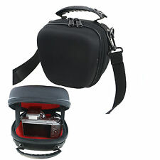 Heavy-duty EVA Hard Shoulder Case For Canon PowerShot G5 X, G7 X Mark II,G9 X