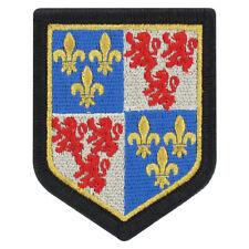 Ecusson G.N. Région Picardie Couleur Brodé