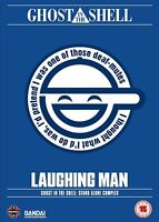 Ghost IN The Coque Sac - The Laughing Man DVD Neuf DVD (MANG5820)