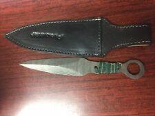 "Pioneer Custom Made Damascus Steel ""Throwing Knife "" Ladder,8"" Pt-756"