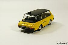 Deagostini VNIITE PT-1964. (Auto Legends of USSR), scale model cars 1:43