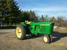 1968 John Deere 4020 Antique Tractor NO RESERVE farmall oliver allis a b h d m r