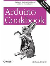 Arduino Cookbook by Nicholas Robert Weldin and Michael Margolis (2012, Paperback