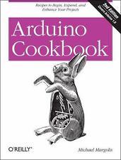 Arduino Cookbook by Nicholas Robert Weldin and Michael Margolis (2011,...