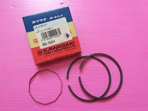 NOS KAWASAKI KE125 KH125 PISTON RING SET SIZE 0.50 P/N 13025-054