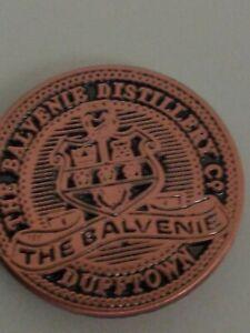 Balvenie Whisky Distillery Badges x 6