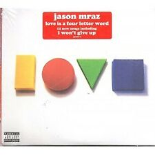 Jason Mraz - Love Is a Four Letter Word - Limited Edition  - 2 CD - Neu / OVP