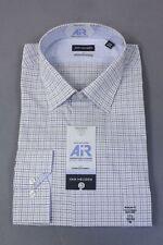 Van Heusen Men's Air Regular-Fit Stretch Dress Shirt CD4 White Size 17 1/2 32/33