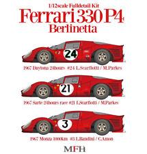 Model Factory Hiro 1/12 Ferrari 330 P4 Closed Body Ver.C
