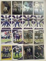 Minnesota Vikings Football 16 Card Lot Kirk Cousins Dalvin Cook Adam Thielen