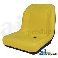 A&I Products LAWN / GARDEN SEAT YLW PART NO: A-LGT100YL