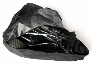 Electric Golf trolley Cover Carry Bag Boot Tidy Cart bag Cover Fits Powakaddy