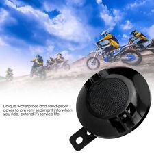 110dB 430Hz Loud Electric Snail Horn Loudspeaker Universal for 12V Motorcycle