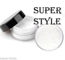 Stargazer Gothic WHITE Loose Face Powder Weightless Long-lasting
