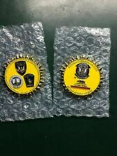 USCBP US Customs and Border Patrol Station Calexico, CA Sunshine Shaped Coin fea
