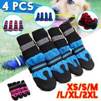 2019 New Anti Slip Waterproof Protective Dog Shoes Sock Rain Boots Pet Booties