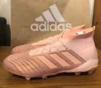 Adidas Predator 19.1 FG Football boots UK13 (DB2040) US13.5 New Firm Ground