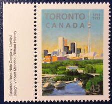 """CANADA STAMP SC #1484 """"TORONTO"""""""