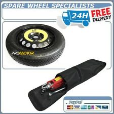 BMW 2 SERIES ACTIVE/GRAN TOURER 2014-PRESENT DAY SPACE SAVER SPARE WHEEL & TOOLS