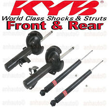 KYB Excel-G Shock/Strut Suspension Kit Volvo C30 S40 V50 Front & Rear