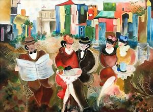 """ZULE MOSKOWITZ """"BUENOS AIRES"""" 